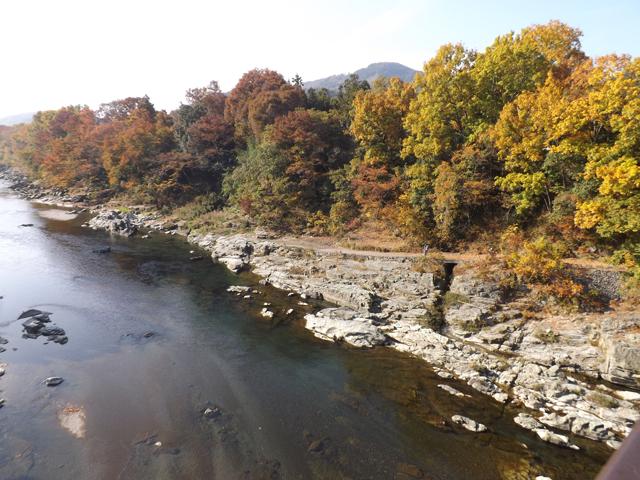 水管橋の景色